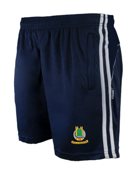 Picture of butlerstown gaa Brooklyn Leisure Shorts Navy-Navy-White