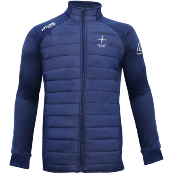 Picture of athgarvan gaa adults Padded Jacket Navy-Navy