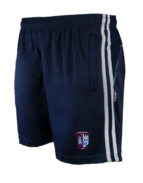 Picture of youghal united Brooklyn Leisure Shorts Navy-Navy-White