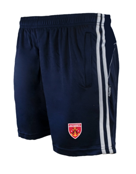 Picture of passage east Brooklyn Leisure Shorts Navy-Navy-White