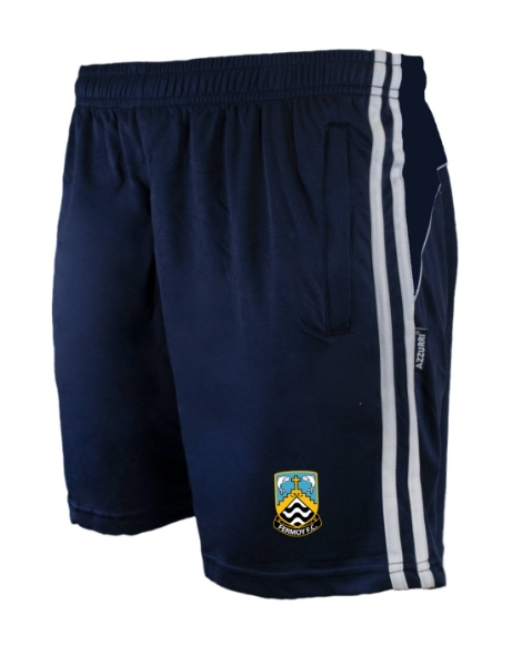 Picture of fermoy fc Brooklyn Leisure Shorts Navy-Navy-White