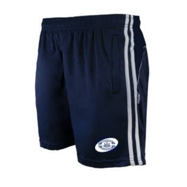 Picture of bandon rfc Brooklyn Leisure Shorts Navy-Navy-White