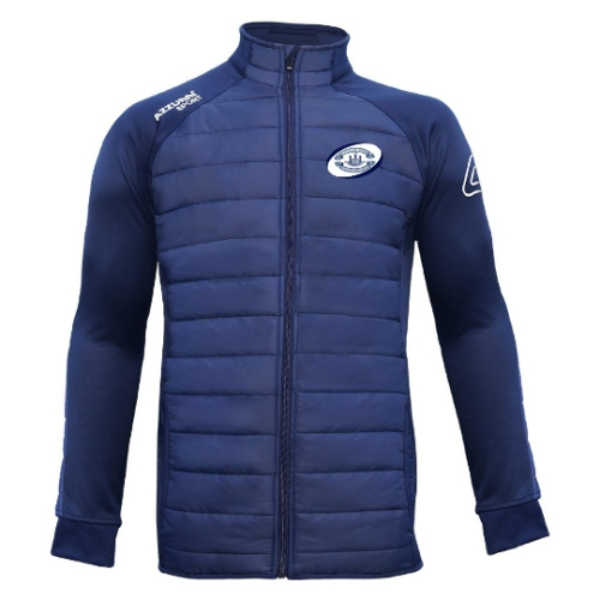 Picture of bandon rfc ADULTS Padded Jacket Navy-Navy