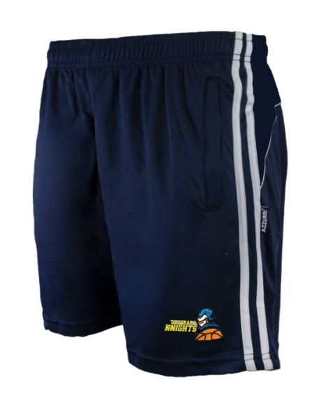 Picture of tipperary Knights Brooklyn Leisure Shorts Navy-Navy-White