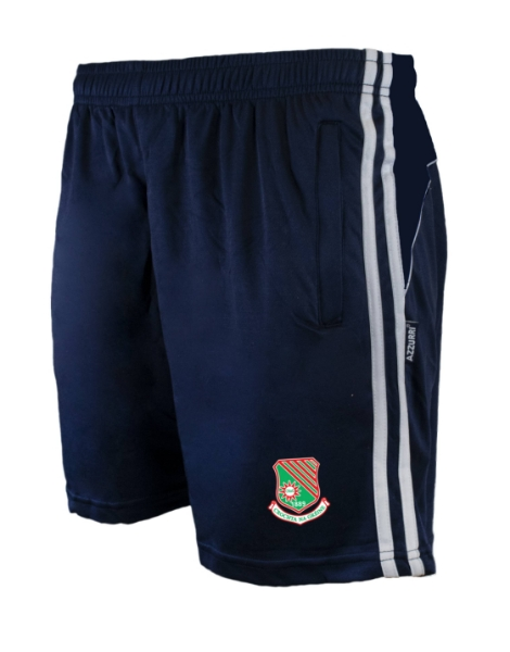 Picture of SUNCROFT GFC Brooklyn Leisure Shorts Navy-Navy-White