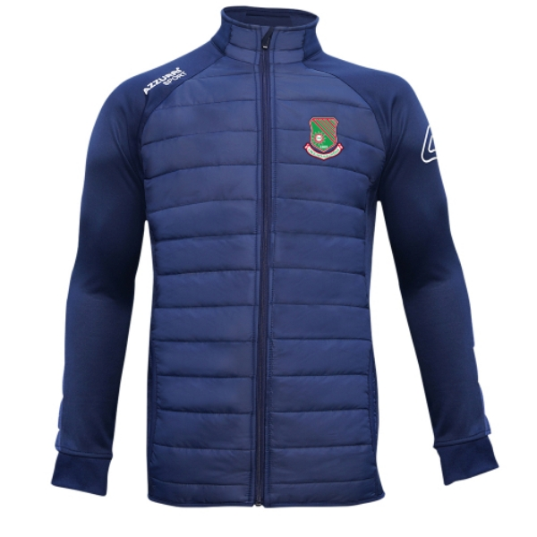 Picture of SUNCROFT GFC ADUlts Padded Jacket Navy-Navy