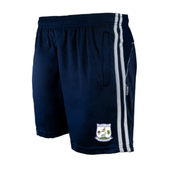Picture of breaffy lgfa Brooklyn Leisure Shorts Navy-Navy-White