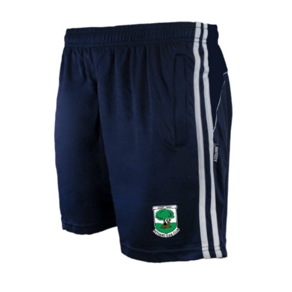 Picture of fethard gaa Brooklyn Leisure Shorts Navy-Navy-White