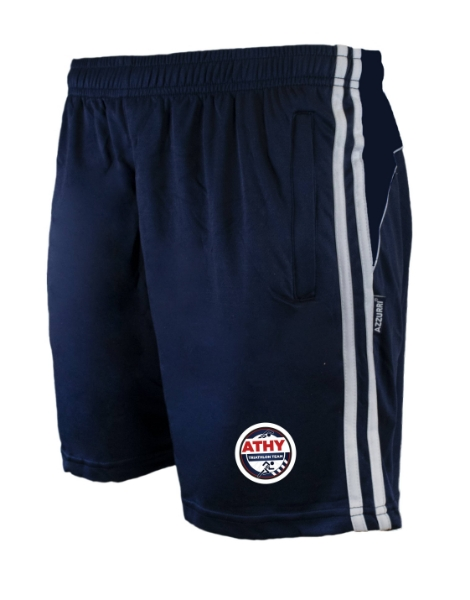 Picture of athy triathalon club Brooklyn Leisure Shorts Navy-Navy-White