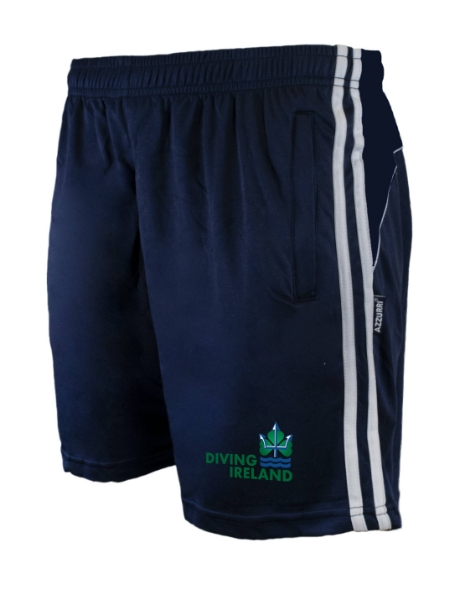 Picture of diving ireland Brooklyn Leisure Shorts Navy-Navy-White