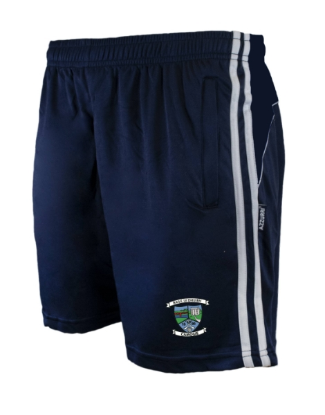 Picture of BALLYDUFF UPPER CAMOGIE Brooklyn Leisure Shorts Navy-Navy-White