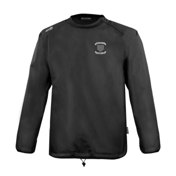 Picture of KNOCKAINEY FC RUGGER WINDCHEATER Black