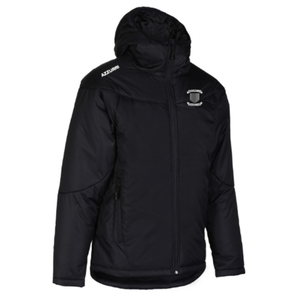 Picture of knockainey fc Thermal Jacket Black