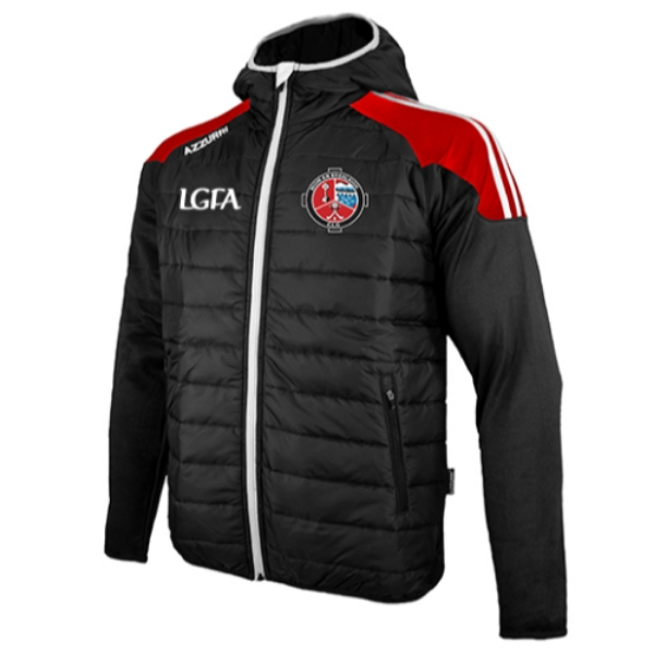 Picture of VALLEYMOUNT LGFA  Holland Jacket Black-Red-White