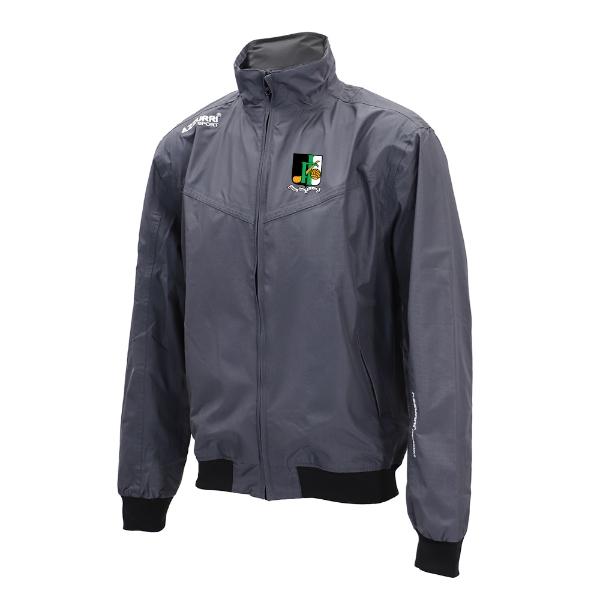 Picture of innisfails gaa Bective Rain Jacket Gunmetal Grey