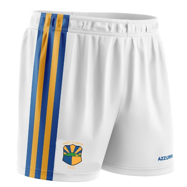 Picture of pallasgreen adults playing shorts Custom