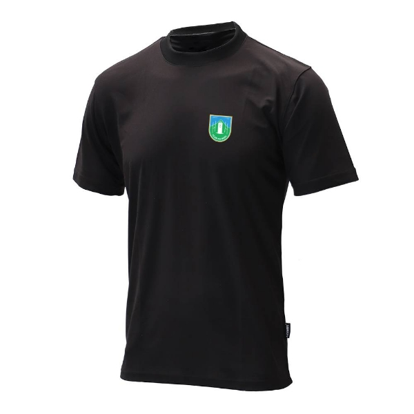 Picture of clan na gael tee Black