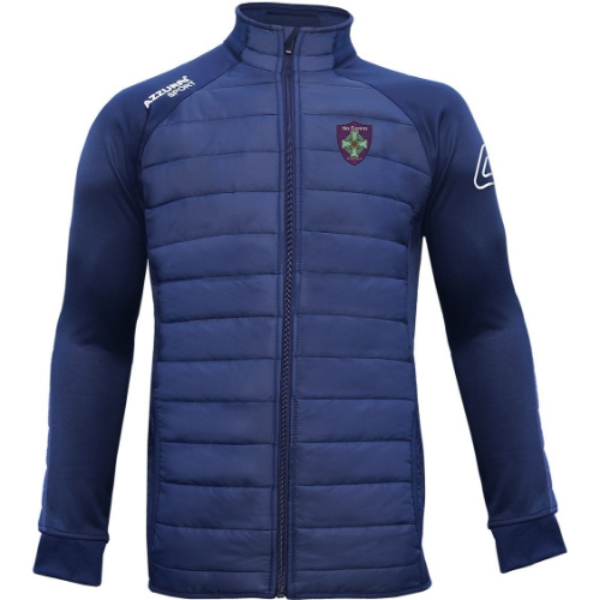 Picture of JK605 Padded Jacket - Adults Navy-Navy