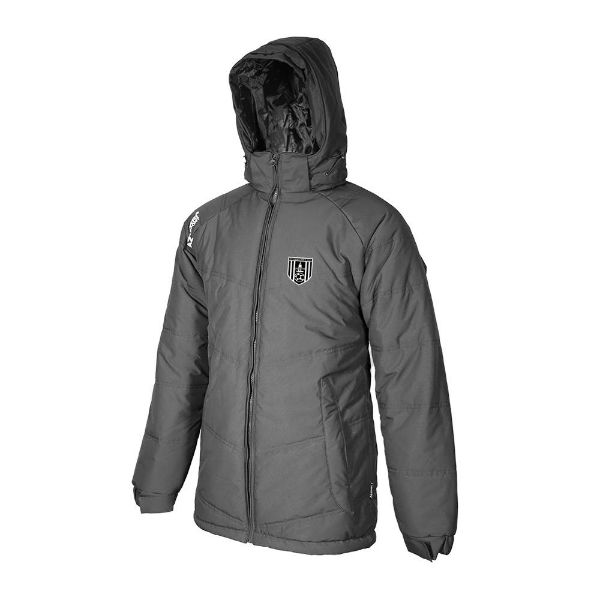 Picture of dunmore town afc Typhoon Jacket Black