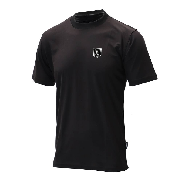 Picture of dunmore town afc t-shirt Black