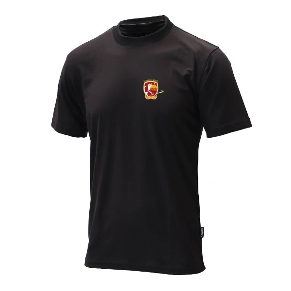 Picture of southern gaels t-shirt Black