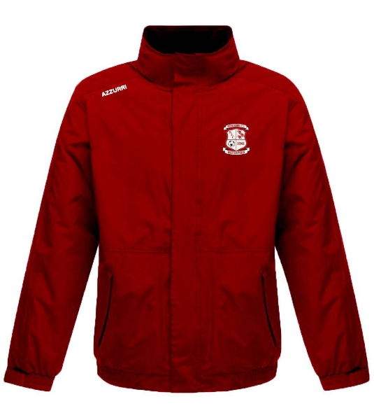 Picture of BOHEMIANS FC Dover Jacket Red