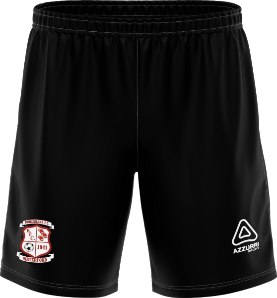 Picture of BOHS FC PLAYING SHORTS Black