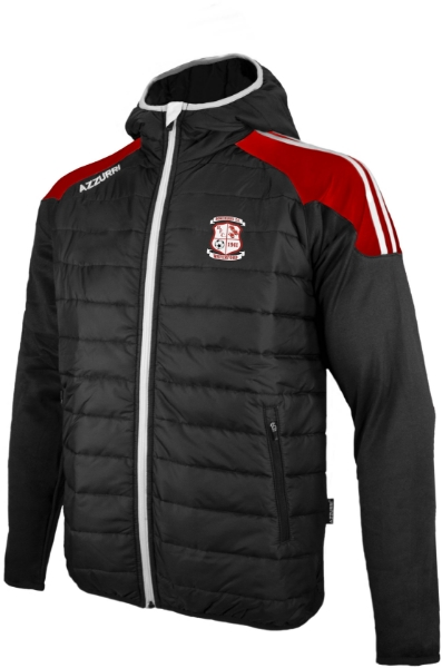 Picture of Bohemians fc Holland Jacket Black-Red-White