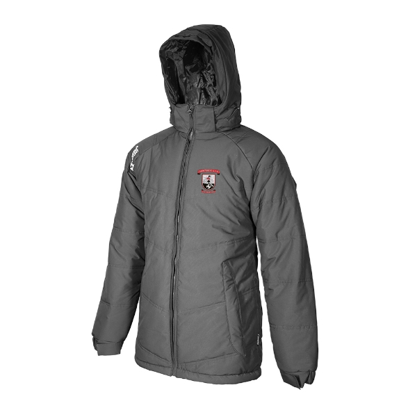 Picture of Abbeyside AFC Typhoon Jacket Black