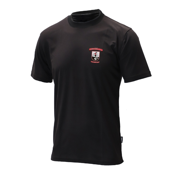 Picture of Abbeyside AFC T-Shirt Black