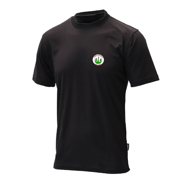 Picture of Caim United T-Shirt Black