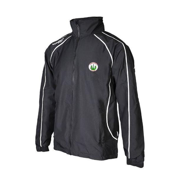 Picture of Caim United Barrow Rain Jacket Black-Black-White
