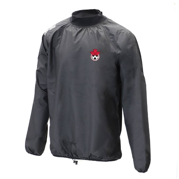 Picture of Redcastle FC W-Cheater-Rugger-Adult Black