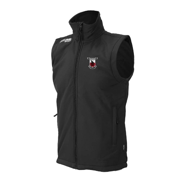 Picture of Waterpark RFC Soft Shell, Bodywarmer Black
