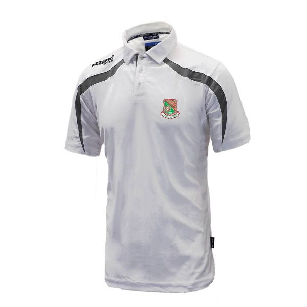 Picture of Suncroft GFC Classic Poloshirt White-Grey