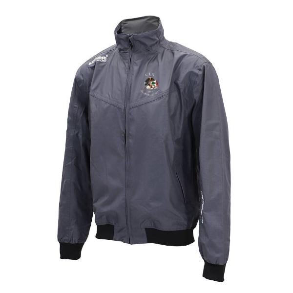 Picture of Clonakilty LGFA Bective Rain Jacket Gunmetal Grey