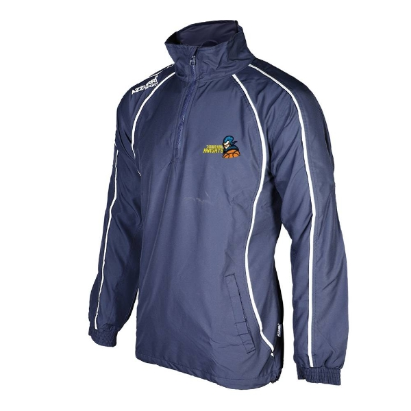 Picture of Tipperary Knights TSuit Top-1-4 Zip Navy-Navy-White