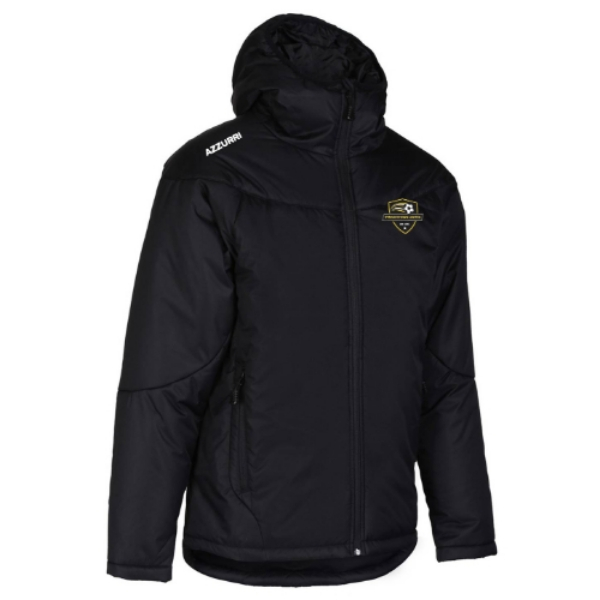 Picture of Strokestown United Thermal Jacket Black