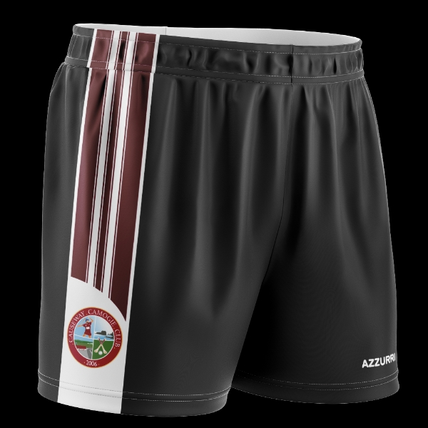 Picture of causeway camogie kids shorts Custom