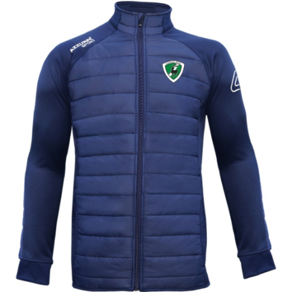 Picture of CLONEA GAA KIDS Padded Jacket Navy-Navy