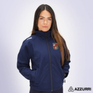 Picture of ST ANNES Soft Shell Fleece Navy