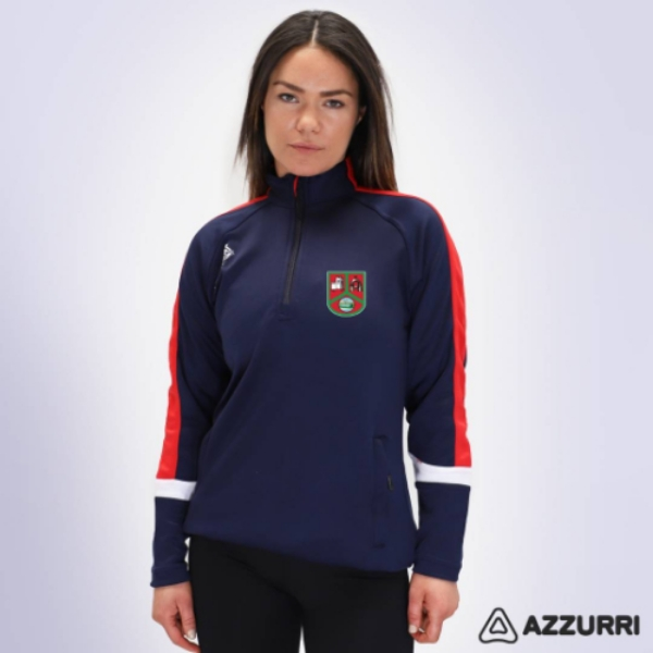 Picture of ST ANNE AUGHRIM ZIPPY Navy-Red-White