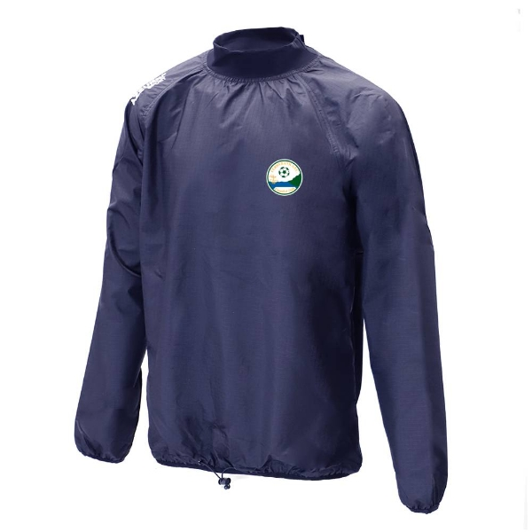 Picture of Ferrybank AFC Rugger Windcheater-Adults Navy
