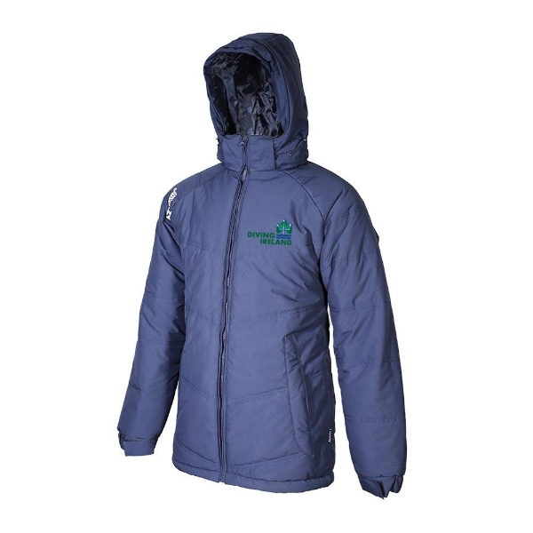 Picture of Weightlifting Ireland Typhoon Jacket Navy