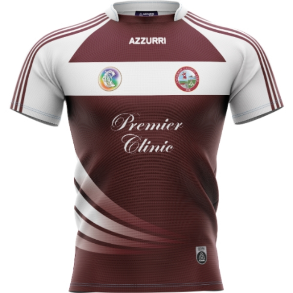 Picture of Causeway Camogie Kids Jersey Custom