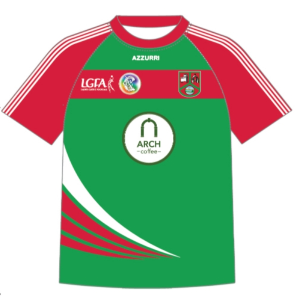 Picture of St Annes Camogie & LGFA Kids Jersey Custom