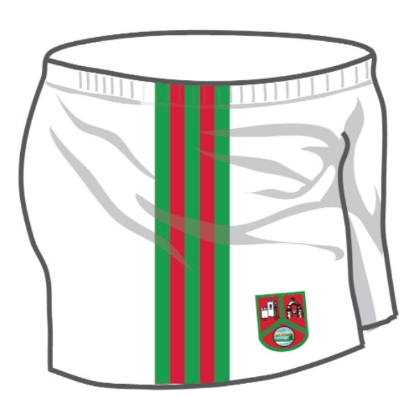 Picture of St Annes Camogie & LGFA Kids Shorts Custom