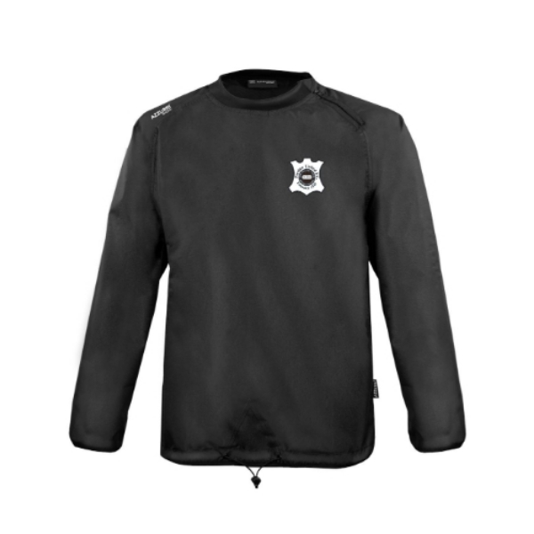 Picture of PORTALW UNITED FC KIDS RUGGER Black