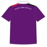 Picture of PORTLAW UNITED FC KIDS GOALIE JERSEY Custom
