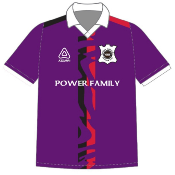 Picture of PORTLAW UNITED GOALIE JERSEY Custom